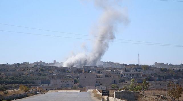 Yoğun saldırılar nedeniyle İdlibde eğitime ara verildi