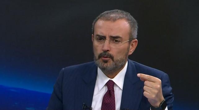 AK Parti Genel Başkan Yardımcısı Mahir Ünal: Hiçbir milletvekilimizin aklı bir yere kiralanmamıştır