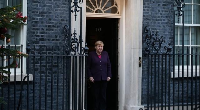 Almanya Başbakanı Merkel: İyi ve yararlı bir görüşme yaptık
