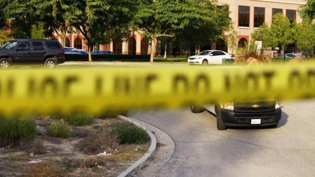 ABDde lisede silahlı çatışma: 2 yaralı