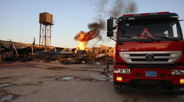 Sudanda seramik fabrikasında patlama: 23 ölü, 130 yaralı