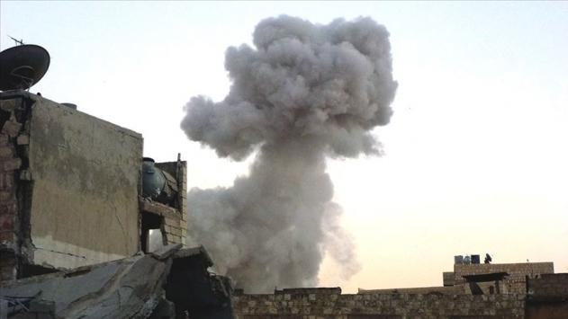 Irakta ABDli askerlerin bulunduğu üsse 5 roket atıldı