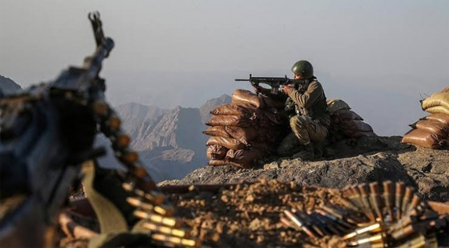 Terör örgütü PKKya üst düzey darbe