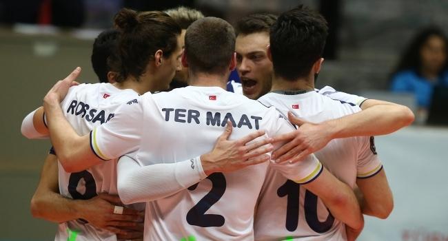 Fenerbahçe HDI Sigorta, CEV Şampiyonlar Ligi'nde ilk maçına çıkacak