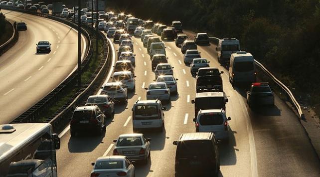 Trafiğe 10 ayda 540 bin aracın kaydı yapıldı