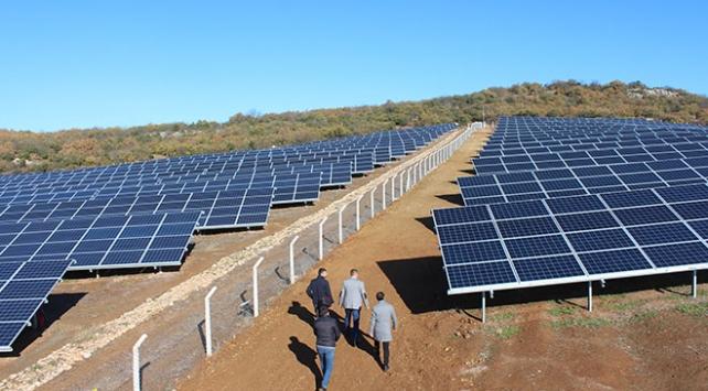 İnegölde güneş tarlası kuran girişimcinin yeni hedefi Afrika