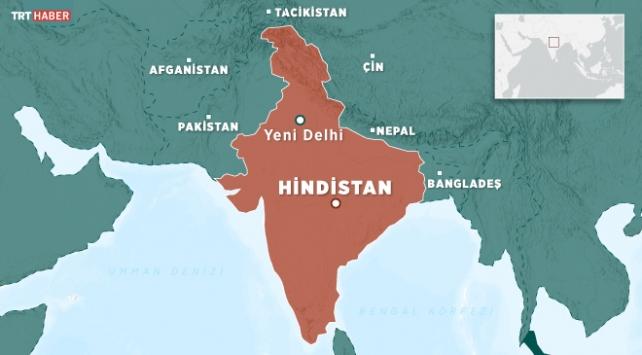 Hindistanda güvenlik görevlisi 5 meslektaşını öldürerek intihar etti