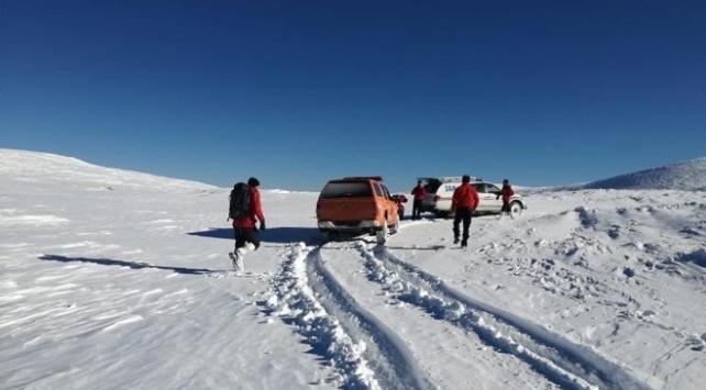 Vali Canbolat açıkladı: Uludağda kaybolan 2 dağcıdan iz yok