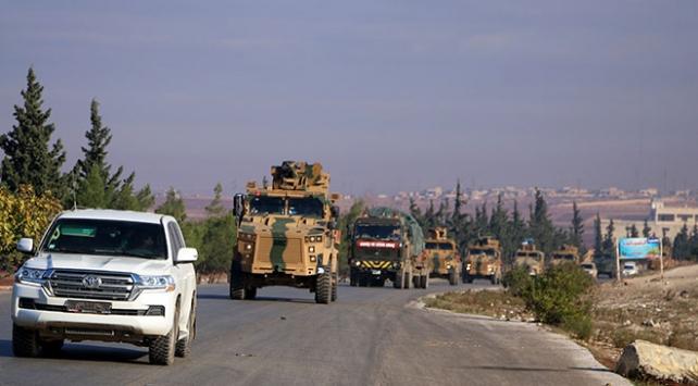 TSKdan İdlibdeki gözlem noktalarına takviye