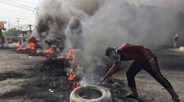 Iraktaki gösterilerde en az 460 kişi hayatını kaybetti