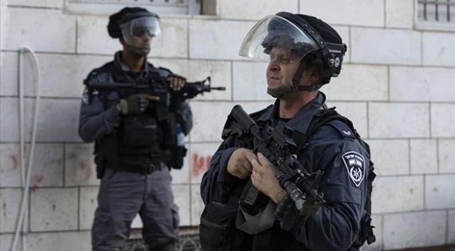 İsrail askerlerinden Birzeit Üniversitesine baskın