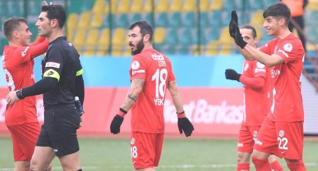 Antalyaspor tur kapısını araladı