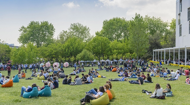İTÜ dünyanın en yeşil 54. kampüsü oldu