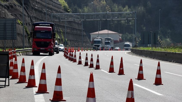Anadolu Otoyolunda yenileme çalışması: 15 gün kapalı olacak