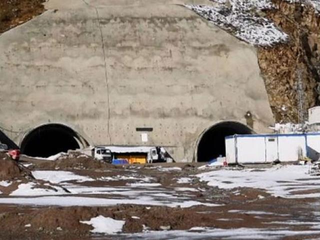 Eğribel Tüneli ile Giresun-Sivas arası 4 saate düşecek