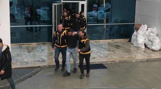 Bursada polis memurunun başından vurulmasıyla ilgili 1 şüpheli tutuklandı