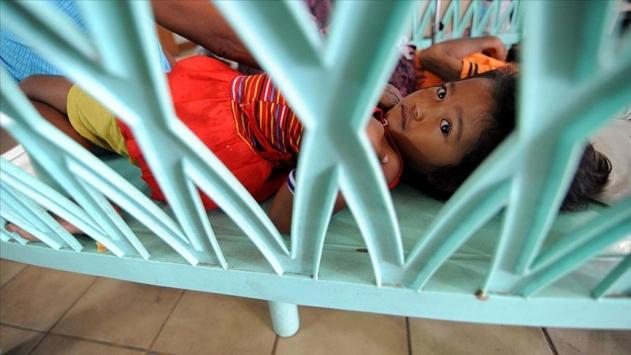 Samoada kızamık salgınında ölü sayısı 60a yükseldi