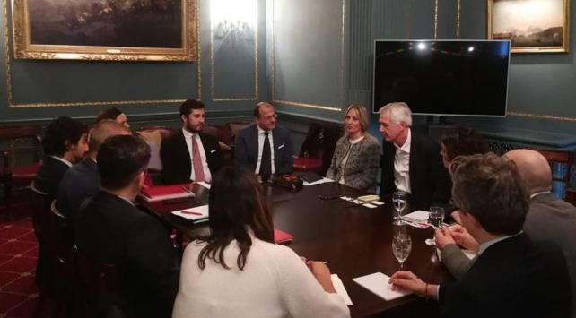 Türkiye-İngiltere ilişkilerinin geleceği Londrada değerlendirildi