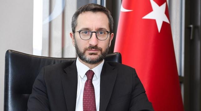 Fahrettin Altun: Türkiyenin sınırları NATOnun sınırlarıdır
