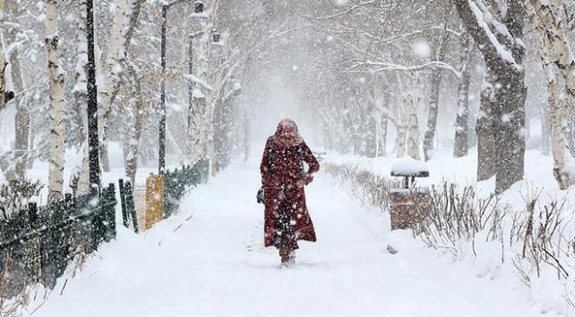 Doğuda karla karışık yağmur etkili olacak