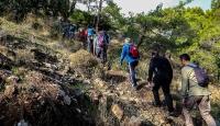 Doğaseverler Faselis Antik Kenti'ne yürüdü