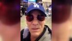 Amerikalı oyuncu Robert Davi, İstanbul Havalimanına övgüler yağdırdı