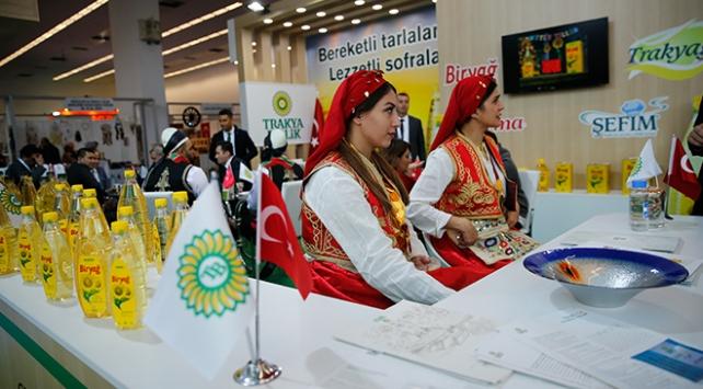 Türkiye Kooperatifler Fuarı açıldı
