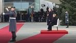 Merkelin titreme nöbeti için önlem alınmaya devam ediliyor