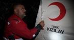 Türk Kızılay, Arnavut depremzede ailenin yardımına koştu