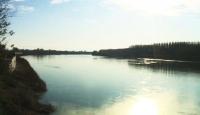 Edirne'deki baraj ve nehirlerin su seviyesi arttı
