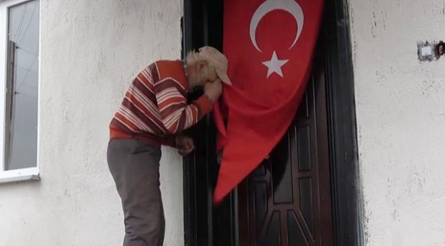 Türk Kızılay engelli İkram Yılmaz için yeni bir ev yaptı