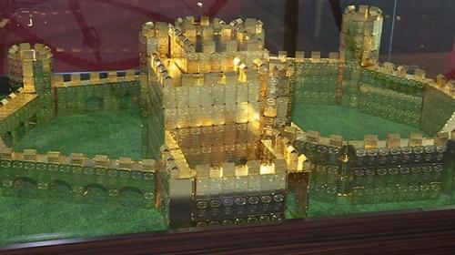 Altın Galerisi'nin birbirinden değerli eserleri