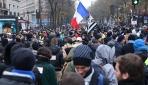 Fransada emeklilik reformu protestolarına katılım 500 bini buldu