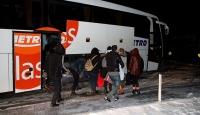 Kayseri'de yolcu otobüsü ile otomobil çarpıştı: 2 ölü, 1 yaralı