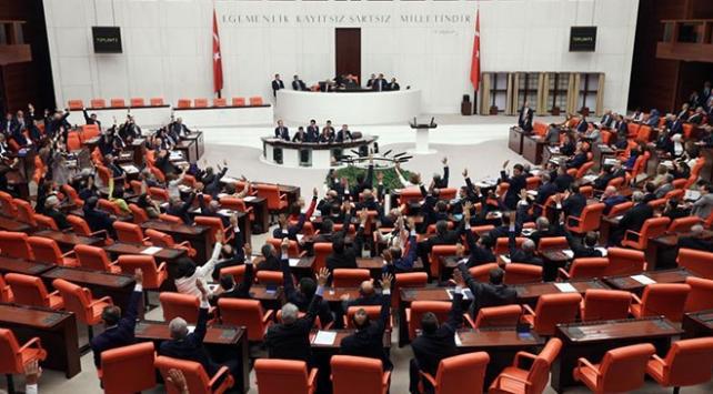 İçişleri Bakanlığına ilişkin yeni düzenlemeler teklifi Mecliste kabul edildi