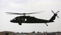 ABD'de askeri helikopter düştü: 3 ölü