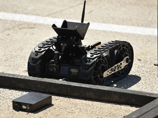 Savunma Sanayii Başkanlığından yeni teknoloji: İnsansız kara aracı
