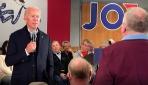 Joe Bidenın seçmenle tartışması ABD gündemine oturdu