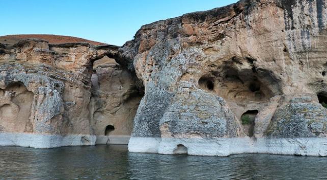 Elazığdaki 9 milyon yıllık kanyonlar tescilleniyor