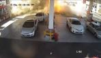 Suudi Arabistanda benzin istasyonunda patlama