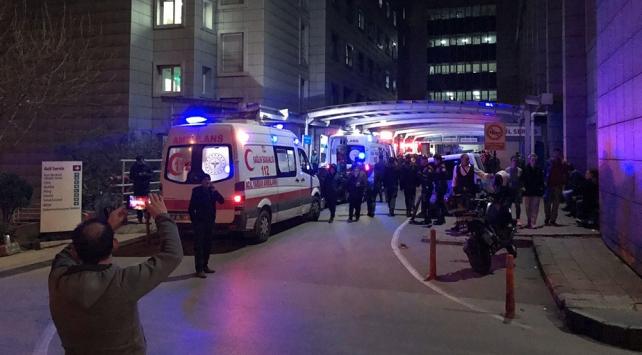 Bursada başından vurulan polis memuru şehit oldu
