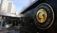 Dışişleri Bakanlığından Fransa'daki Türk vatandaşlarına seyahat uyarısı