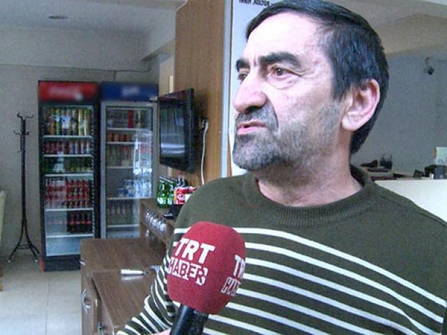 Ceren'in katil zanlısının öldürmek istediği gencin babası TRT Haber'e konuştu