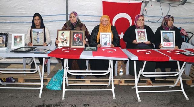 Diyarbakır annelerinin evlat nöbeti 96ncı gününde