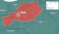 Bolu'da 3,6 büyüklüğünde deprem