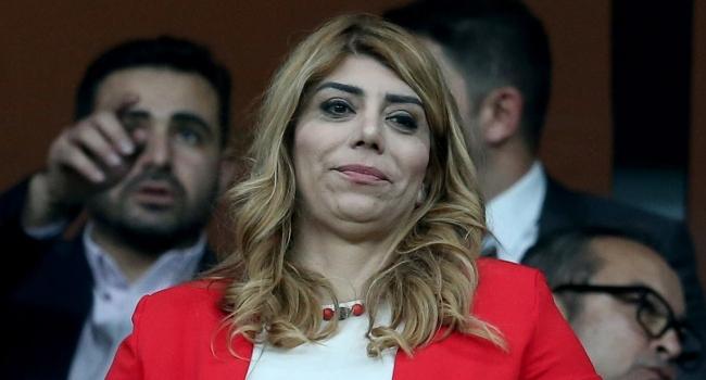 Kayserisporda Berna Gözbaşı yeniden başkanlığa seçildi