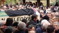 Edirne'de cansız bedeni su kanalında bulunan avukat defnedildi