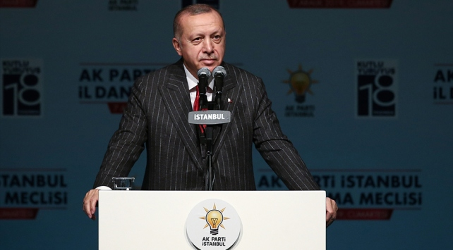 Cumhurbaşkanı Erdoğandan Doğu Akdeniz mesajı: İmzalayıp BMye gönderdik, oyun bozuldu