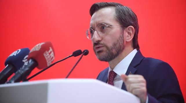 İletişim Başkanı Altun: Türkiye bütün terör örgütleriyle aynı anda mücadele ediyor
