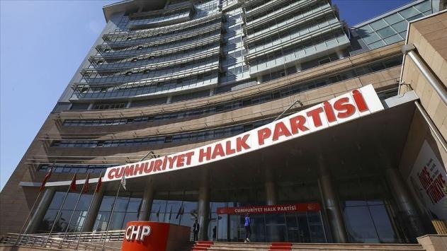 CHPde Kurultay Genelgesi yayımlandı